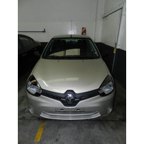 Renault Clio Mio 3p Authentique Pack 1.2 16v Gris 2013 0 Km