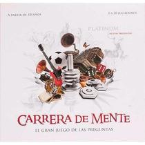 Carrera De Mente , Juego De Mesa , Original .