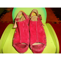 Zapatos Sandalias Plataforma Birkenstock