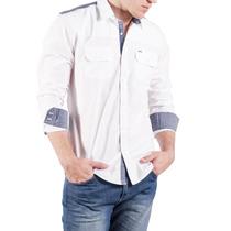 Camisa Wrangler Gordon Shirt Hombre (0543422260)