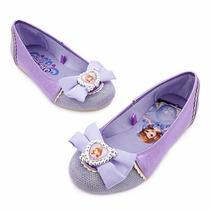 Zapatos Disfraz Princesita Sofia Disney Store Usa Original