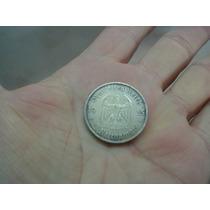 Moneda Alemana De 5 Marcos De Plata Año 1935