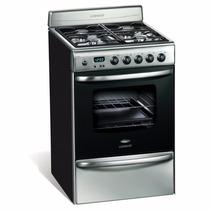 Cocina Longvie 20501xf Gas 56cm Eurodesign Inox Lhconfort