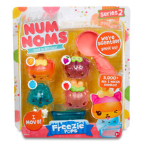 Educando Num Noms Starter Pack Freezie Pops Serie 2 Wabro Tv