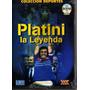 Platini La Leyenda Futbol Frances Dvd Original Sellado
