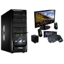 Computadora Completa Monitor Armada E Instalada Factura A