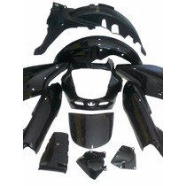 Kit De Plasticos Honda Storm 125 11 Piezas / Forti Motos
