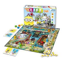 El Juego De La Vida Life Minions Original Licencia Hasbro