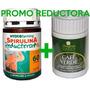 Combo Reductor, Spirulina + Garcinia + Cafe Verde