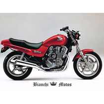 Silenciador Honda Nighthawk 750 Tipo Original Bianchi Motos
