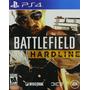 Battlefield Hardline Ps4 - Codigo Digital - Original
