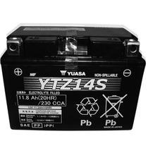 Bateria Yuasa Ytz14s Y Mucho Mas - Obviamente En Fas Motos