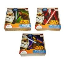 Rompecabezas Puzzle Star Wars Rebels 48 Piezas Modelos