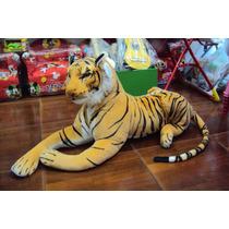 Tigre De Peluche Gigante