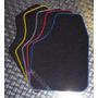 Cubre Alfombras Tuning - Naonis Con Ribete De Color