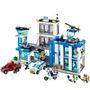 Lego City 60047 Estacion De Policia La Mas Grande 2014