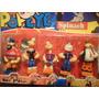 Popeye El Marino Lote De 5 Muñecos En Blister Delicias 3