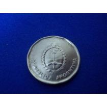 Lote 25 Monedas De 10 Centavos De Austral 1987 Excelentes!!