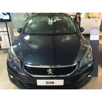 Peugeot 308 Allure 1.6 Nav 2016 Gama Nueva Autofrance