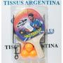 Ping Pong Kit 2 Paletas + 3 Pelotitas+red C/ Soporte Tissus