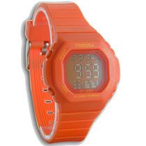 Reloj Tressa Modelo Deby Color Naranja Joyeria Esponda