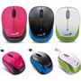 Mouse Micro Traveler 9000r Genius Recargable Eco 1200dpi