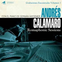 Andres Calamaro - Romaphonic Sessions ( Congreso / Once )