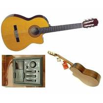 Guitarras Electro Criolla Takamine Eg124c Artemusical