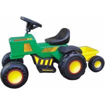 Tractor Rodacross Eléctrico 6v