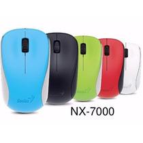 Mouse Inalambrico Genius Nx7000 2.4ghz Usb 1200 Env Gratis