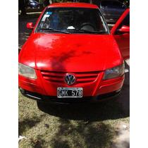 Volkswagen Gol Motor 1.6 Año 2007 3 Puertas Con Gnc