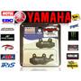 Pastillas De Freno Frasle Yamaha Xtz 750 Super Tenere Tras