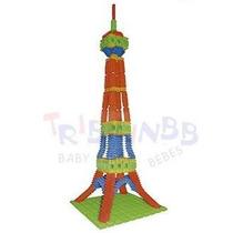 Daki Juego Didáctico X 407 Ps.torre Gigante Para Armar
