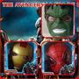 Mascaras Avengers Con Luz