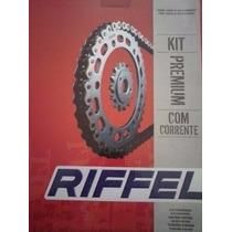 Kit De Transmision Riffel Honda Cg 125 Today Rpm-1240