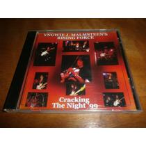Ingwie Malmsteen Cracking The Night 99 Cd