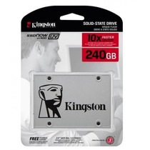 Kingston Disco Ssd 240gb Estado Solido Sata 3 Notebook / Pc
