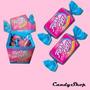 Caramelos Flynn Paff Tutti Frutti Caja .con 70 Unidades