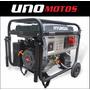 Generador Electrogeno Hyundai Hy 9000 Le W Trifasico 9,9 Kva