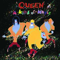 Queen A Kind Of Magic Vinilo De 180 Gramos Importado (2015)