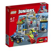 Lego Junior 10672 Batman Ataque A La Baticueva Original