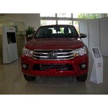 Nuevo Plan De Ahorro Toyota Hilux - Sarthou Automotores