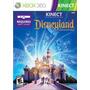 Kinect Disneyland Aventurures - Juego Xbox 360 Box Original