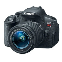Camara Canon Eos Rebel T5i 700d 18-55 Full Hd + Memoria 8gb