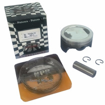Kit Piston Honda Cg Titan 225cc 70mm Competicion Aros Japon