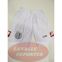 Short San Lorenzo Lotto Oficial 2013 Adulto Original