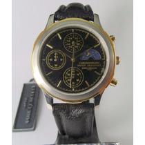 Reloj Paco Rabanne Quartz Acero Combinado Fase Lunar Calend