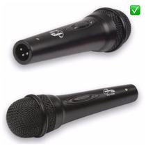 Micrófono Dinámico Vocal Profesional Noga® Con Cable Oferta!