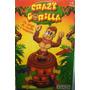 Crazy Gorila Ditoys Mono Que Salta Legitimo Tv