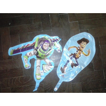 Globos Disney Toy Story Buzz Woody Centro De Mesa Cotillón